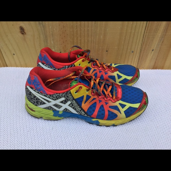 new arrival c532c 52419 ASICS Gel Noosa Tri 9 Running Shoes Size 10 Men's